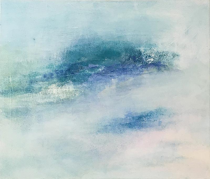 Ausstellung-2020-Andrea-Duerr-Ueber-den-Wolken-55x65